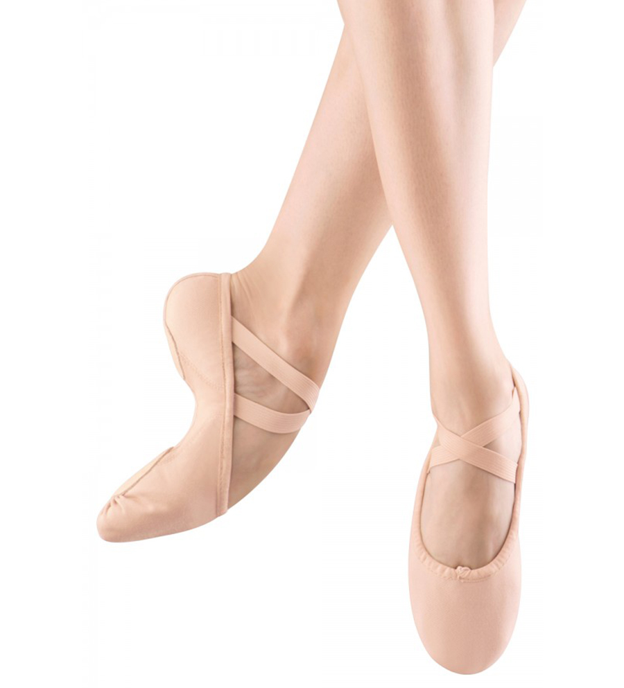 Zapatillas , Ballet , lona , Bloch